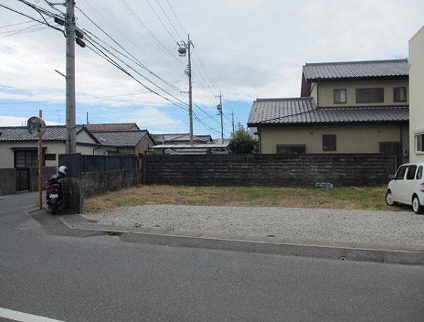 姫街道から2本西へ入った静かな住宅街 中区布橋住宅用地のメイン写真