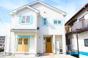 施工事例「まるで絵本に出てくるような家」を追加しました。