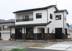 施工事例「モノトーンな色彩の和モダンな家」を追加しました。